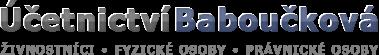 Účetnictví Baboučková